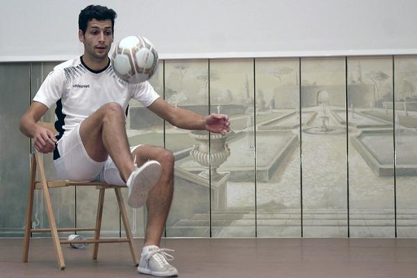 Patrick Bäurer – Football Freestyler
